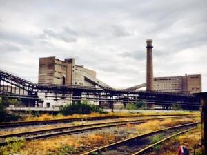 Завод Ахметова пострадал от боевых действий (ФОТО)