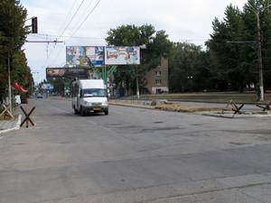 Луганск 12 сентября: в городе много гражданского транспорта, большие очереди за хлебом