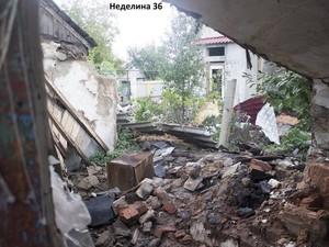 Киевский район Донецка снова попал под артобстрел (ФОТО)