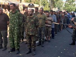 60 пленных украинских военных отпущены на свободу (список)