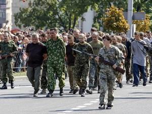 Обнародован список пленных ДНР