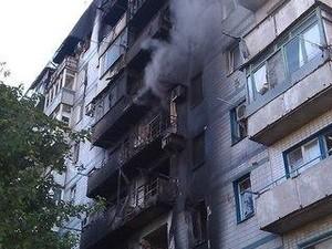 В Донецке продолжаются боевые действия: среди мирных жителей есть раненые (ФОТО, ВИДЕО)