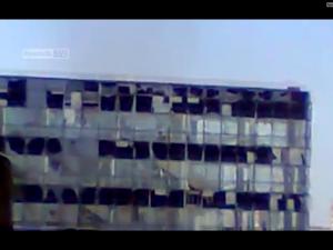Украинские силовики засняли аэропорт «Донецк» изнутри