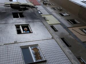 Ситуация в Донецке: под обстрелом два района