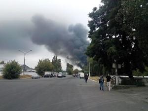 Донецк 19 сентября: под обстрелом уже четыре района города