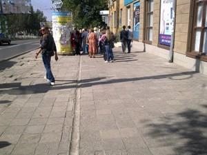 Луганск 19 сентября: обстановка по-прежнему спокойная