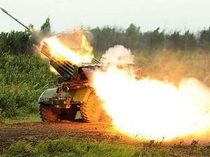 Российско-террористические войска ведут активные наступательные действия, - Тымчук