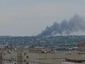 Ситуация в Донецке 22 сентября