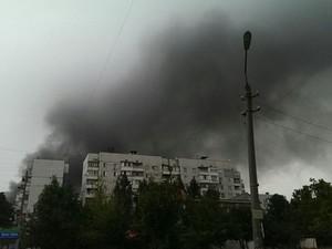 Донецк 25 сентября: город под обстрелом с раннего утра