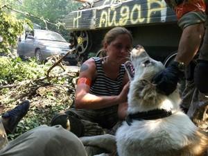 """В """"Айдаре"""" служит 18-летняя россиянка"""