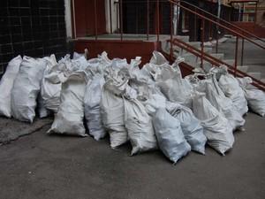 В Луганске можно бесплатно избавиться от строительного мусора
