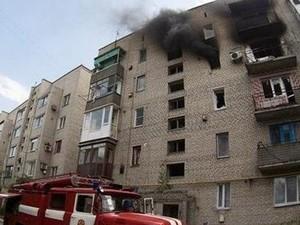 Донецк 1 октября: взрывы в центре города