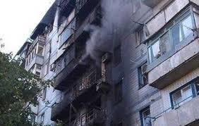 Какие дома в Донецке пострадали от снарядов: список адресов