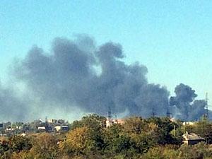 Аэропорт опять в дыму