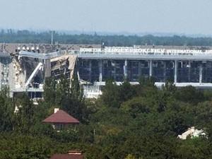 У аэропорта Донецка был разгромлен российский спецназ