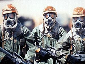 Появились сообщения, что боевики таки применили газ