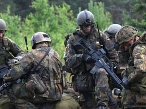 200 немецких десантников будут отправлены в Украину