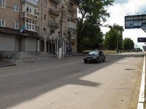 Луганск 4 октября: в городе тихо