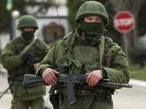 Российская армия уходит из Донецкой области