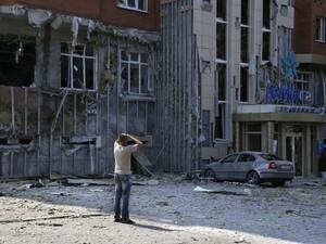 Донецк 7 октября: ситуация стабильно напряженная