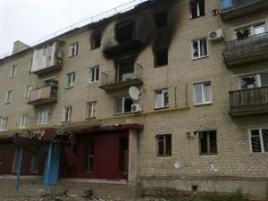 Донецк 11 октября: Куйбышевский район обстреливали всю ночь