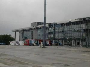 Донецк 15 октября: идут бои за аэропорт