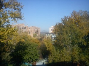 15 октября в Донецке пострадали шахта и детский сад
