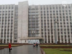 Работников донецкой ОГА заменят на российских