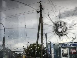 В Донецке стреляют
