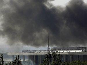 В Донецке начался ожесточенный бой