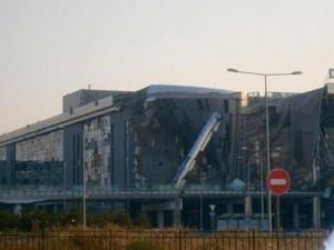 Жители города сообщают о сильных взрывах