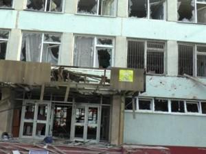 12 ноября в Луганской области неспокойно
