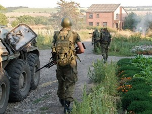 Украинские позиции были под обстрелом более 50 раз