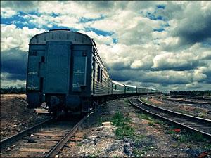 На сегодняшний день поезд «Луганск-Киев» курсирует только до Красного Лимана.