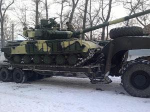 Завод уже подтвердил заказ на ремонт большого количества военной техники.