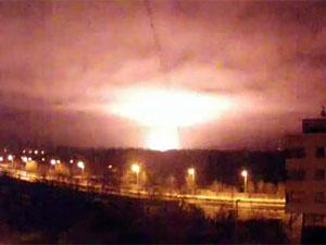 Ночной взрыв был такой силы, что стекла дрожали во всем Донецке.