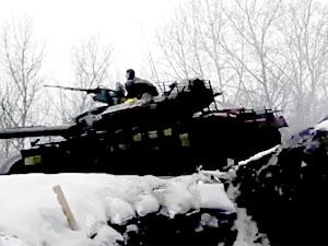 Позиции ВСУ попали под плотный обстрел из всех видов тяжелого вооружения