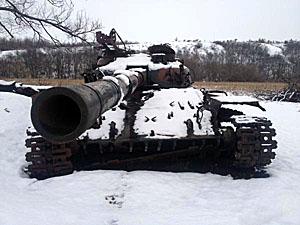 Боевики обстреливаю свои позиции из-за ошибок корректировщиков огня
