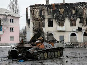 Углегорск и Дебальцево – по-прежнему самые горячие точки в зоне АТО.
