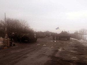 Бойцы ВСУ уже начали зачистку российско-террористических войск в районе Дебальцево