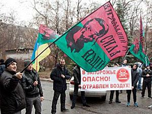 Активисты представились сотрудниками СБУ и похитили бизнесменов.