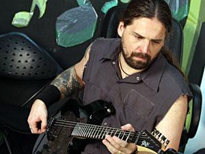 Андреас Киссер – бессменный лидер-гитарист группы «Sepultura»