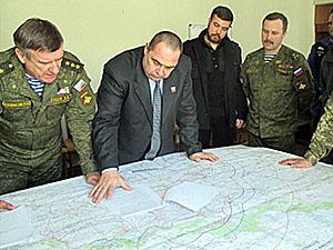 Со стороны боевиков карту утвердил Игорь Плотницкий.