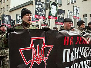 Собравшиеся потребовали от прокуратуры провести расследование гибели активистов Майдана