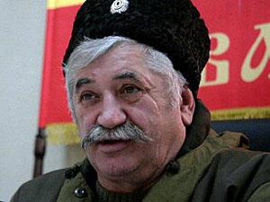 """Козицин провозгласил Путина """"императором всех казаков"""","""