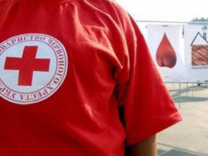 Украинское отделение Международного комитета Красного Креста направляло в Луганск 70 тонн гуманитарного груза.