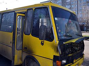 Предположительно, в электросистеме автобуса произошло короткое замыкание.