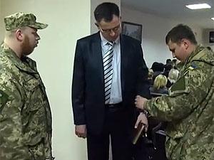 Андрей Сухинин был задержан по подозрению в систематическом получении взяток.