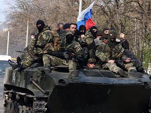 В городе и близлежащих поселках скопилось более 10 тысяч боевиков.