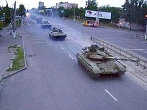 Проезд по городу перекрыт по проспекту Ильича от улицы Марии Ульяновой.